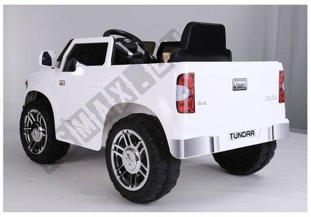 Kinderauto Toyota Tundra Weiß
