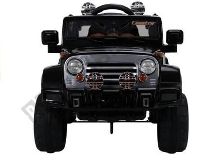 Kinderfahrzeug Jeep JJ245 Schwarz