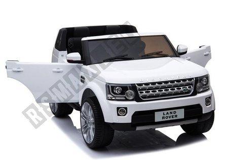 Kinderfahrzeug Land Rover BDM0918 Weiß