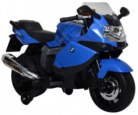 Kindermotorrad BMW K1300S Lizenz Elektromotorrad Dreirad Kinderfahrzeug Motorrad