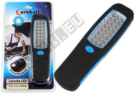 LED-Werkstattleuchte 24 LED Lampe Arbeitslampe Handlampe LED