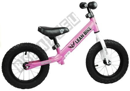 Laufrad ROCKY Rosa Laufrad für Kinder Balance Bike Rad Kinderlaufrad