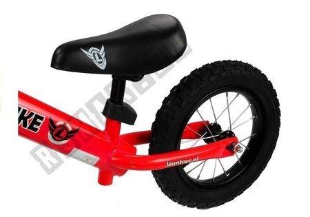 Laufrad ROCKY Rot Laufrad für Kinder Kinderlaufrad Balance Bike Rad