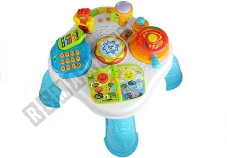 Lerntisch 5 in 1 Telefon Lichter Sounds