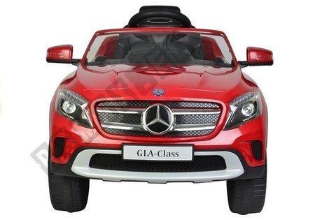 Mercedes Benz GLA 45 AMG Rot 2x45W EVA-Reifen 2.4G MP3 Auto