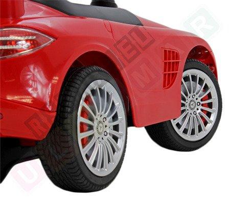 Mercedes-Benz SLR McLaren Lizenz Rutschauto Rutscher Kinderauto rot