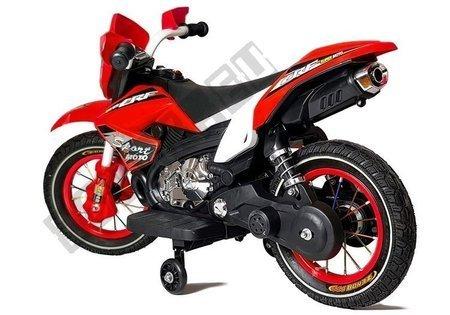 Motorrad FB-6186 Rot LED Frontscheinwerfer
