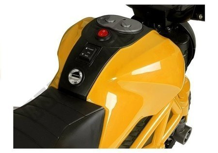 Motorrad GTM1188 Gelb LED Frontscheinwerfer 1x35W