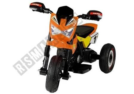 Motorrad GTM2288-A Orange LED Frontscheinwerfer 1x35W