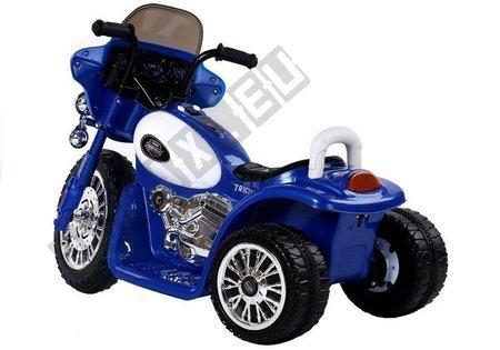 Motorrad JT568 Blau 1x35W LED Frontscheinwerfer Motorrad für Kinder