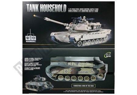 Panzer R/C 1:16 Radio Control Bullet Gun Gelb