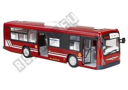 R/C ferngesteuerter Bus Fernbus Reisebus zwei Farben öffnende Türen Batterien