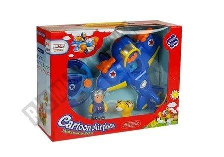 Samolot z kierownicą