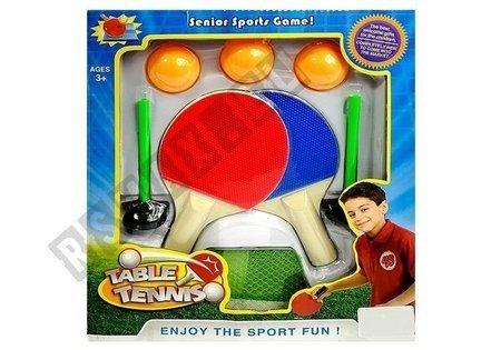 Set für Tischtennisschläger Net Balls