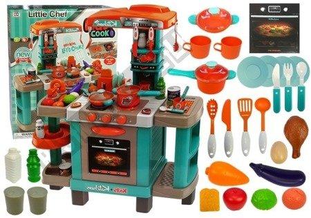 Spielküche Türkis