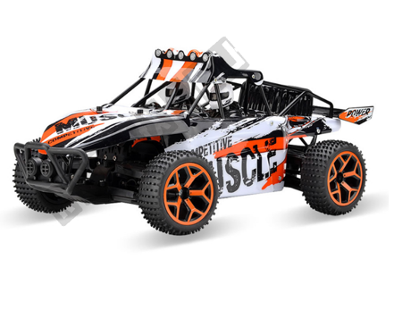 X-Knight RC Auto Ferngesteuertes Roadster-Auto 1:18 4WD bis 20km/h GS03B