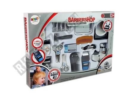 Zestaw Salon Fryzjerski Dziecięcy Barber