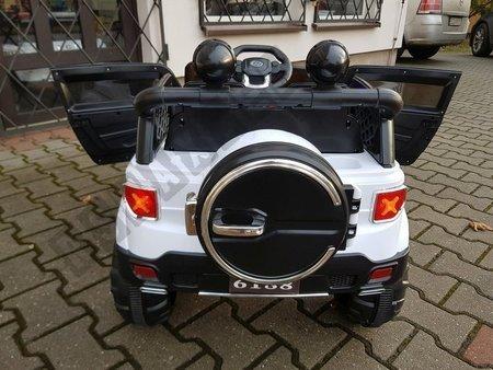 Auto Na Akumulator KP-6188 Biały