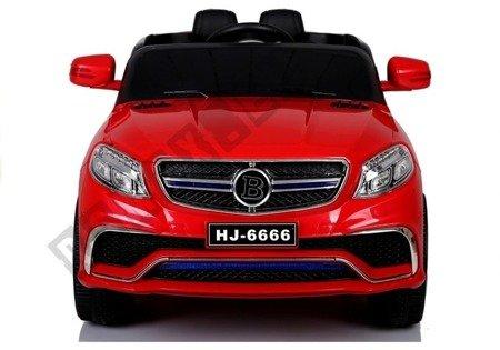 Auto na Akumulator HJ6666 Czerwone