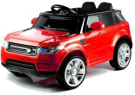 Auto na Akumulator HL1638 Czerwone
