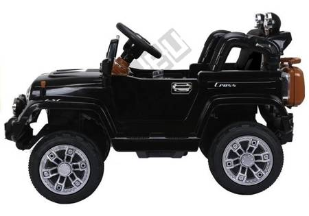 Auto na Akumulator Jeep JJ245 Czarny
