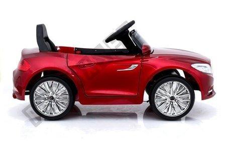 Auto na Akumulator S2188 Czerwone Lakierowane