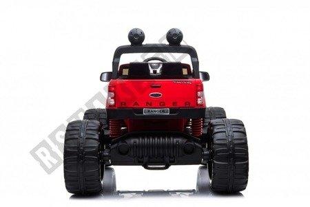 Auto na akumulator Ford Ranger MONSTER czerwony !