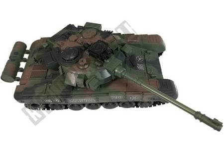 Czołg R/C 1:16 Zdalnie Sterowany Na Kulki Zielony