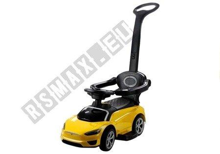Jeździk z Pchaczem BDQ5199 Żółty