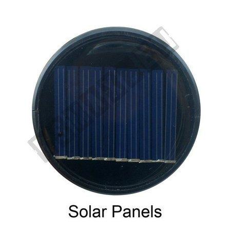 Latarka z panelem solarnym 2745