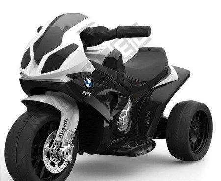 MINI MOTOREK NA AKUMULATOR BMW S1000RR CZARNY