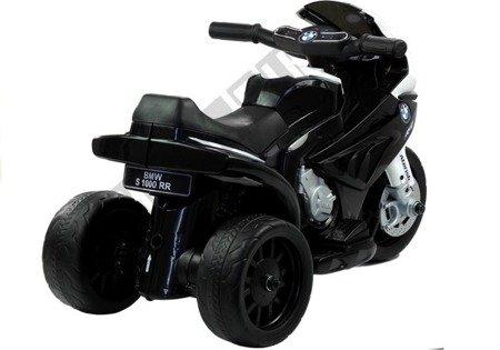 Motor na Akumulator Trójkołowy BMW S1000RR Czarny