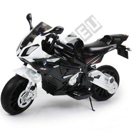 Motor na akumulator BMW S1000RR Licencja Czarny