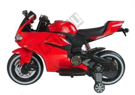 Motor na akumulator SX1628 Czerwony