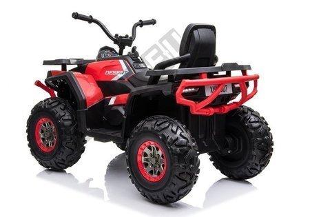 Quad na Akumulator XMX607 Czerwony