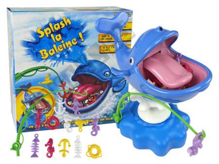 Wieloryb Pryskający Wodą Gra Zręcznościowa