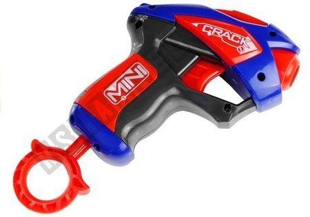 Zestaw Pistoletów na Strzałki Naciągane 10 Naboi