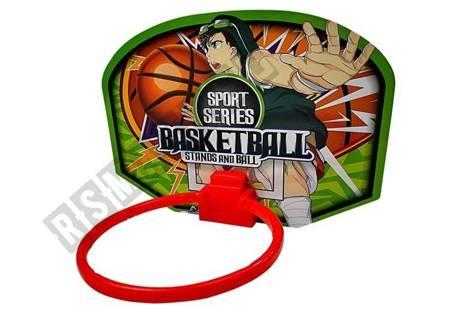 Zestaw do koszykówki Gra Koszykówka 130 cm